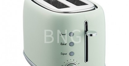 How should the toaster be used?